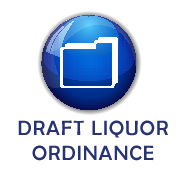 PROPOSED LIQUOR ORDINANCE CHANGES